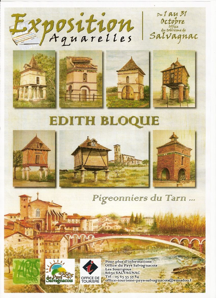 Edith Bloque Gaillac(81)